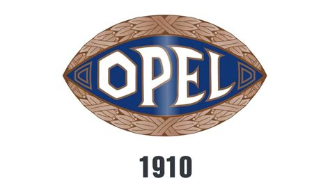 opel logo history history of the opel logo