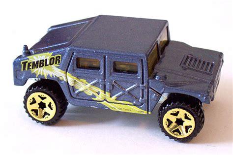 Hotwheels Humvee 598 hummer