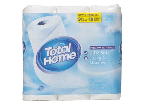 total home cvs premium ultra soft toilet paper reviews