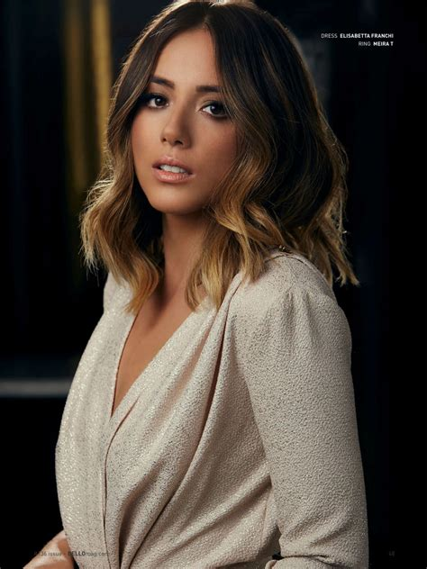 movie with chloe bennet chloe bennet bello magazine november 2016 chloe bennet