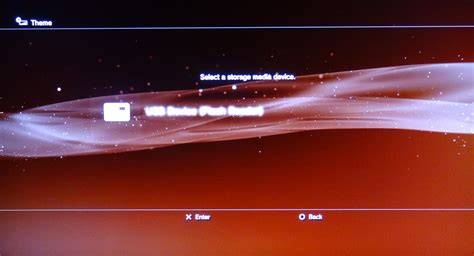 ps3 themes com playstation 3 how to install ps3 themes from a usb