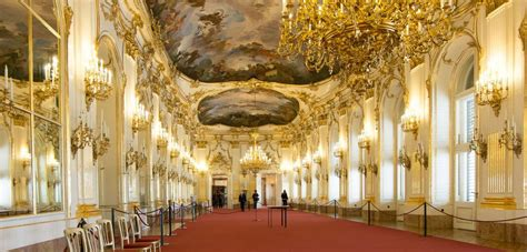 Central Imperial Floor Plan tour of the palace sch 246 nbrunn