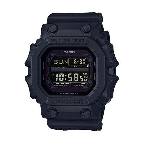 G Shock Time Jam Tangan Sport Pria Water Resist Kw 9 jual casio g shock solar powered jam tangan pria gx 56bb