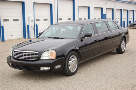 Cadillac Limousine by 2002 Cadillac Limousine Six Door Limousine By