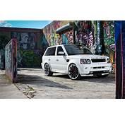 Cars Tuning Range Rover Sport Wallpaper  2560x1600