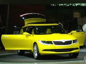 new car of skoda car auto cars new cars skoda joyster