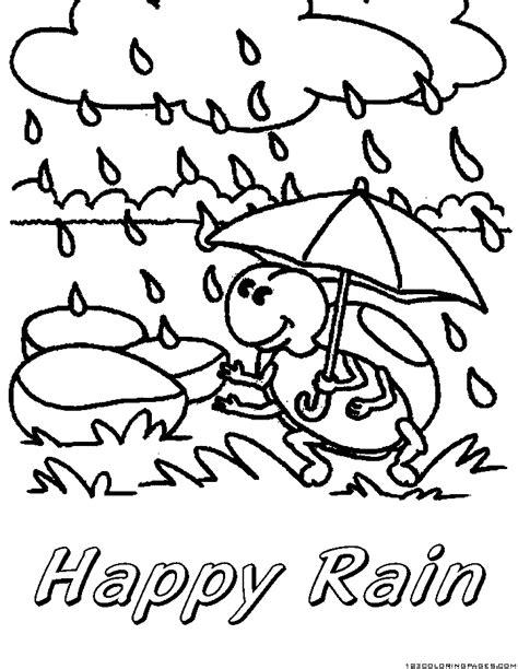 coloring pages for rain rain go away free rain rain go away coloring pages rain coloring