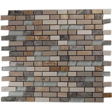 splashback tile arizona blend 12 in x 12 in x 8 mm