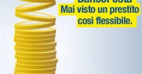 banco poste on line privati prestito bancoposta tutte le novit 224 sui prestiti