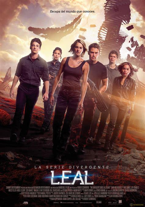 leal divergent trilogy allegiant leal divergente 3 dvdrip 2016 mega identi