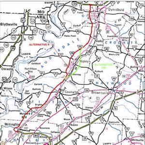 i 69 corridor map www peaktraffic org