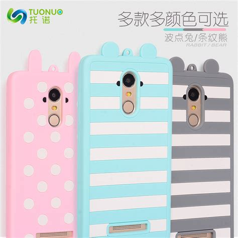 Silicon Casing Hardcase 3d Xiaomi Redmi 3 Redmi 3 Pro redmi note3 3d dot rabbit silicon soft back cover xiaomi redmi note 3 mobile
