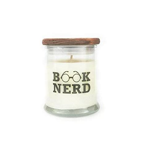 scented soy candle unique candle book lover s candle amazon com book nerd old book scent book lover soy