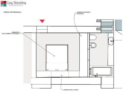 progetto da letto con cabina armadio progetto da letto con cabina armadio progetto idea