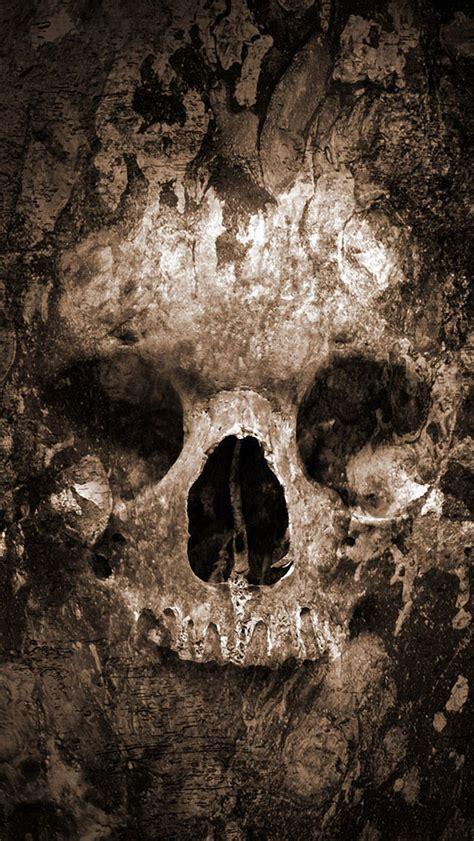 wallpaper iphone hd skull quake skull wallpaper free iphone wallpapers