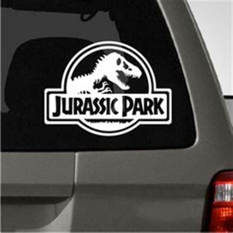 Jurassic Park Jeep Stickers Jurassic Park Jeep Decal Door Kit Replica Stickers