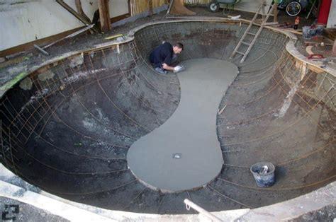how to build a backyard pool the maya pool diy backyard pool confusion magazine international skateboarding