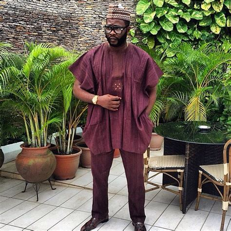 yoruba heair style classic yoruba men native wears that are now in vogue