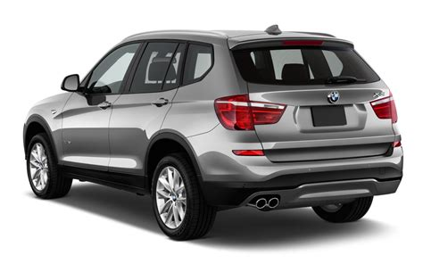 suv bmw 2016 2016 bmw x3 reviews and rating motor trend