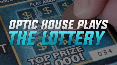 optic house optic house plays lottery youtube