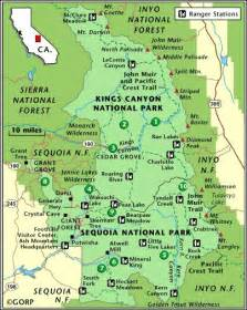 map of california national parks 25 best ideas about sequoia national park on
