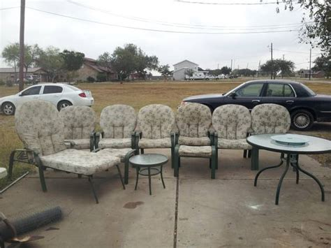 Patio Furniture Corpus Christi Outdoor Furniture Corpus Christi For Sale