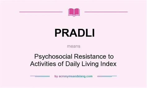 what is the meaning of resistance of a resistor what does pradli definition of pradli pradli stands for psychosocial resistance to