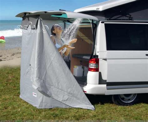 volkswagen california shower rear tent instant for vw t5 93790 reimo com en