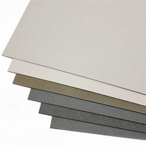 Upholstery Board cardboard sheets