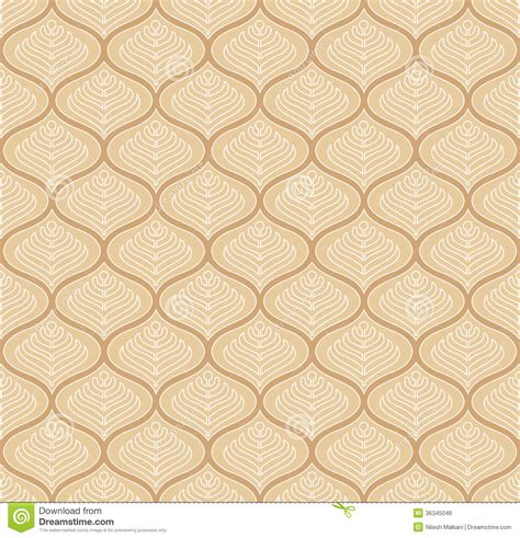 fancy background pattern free seamless fancy vector wallpaper stock vector image 36345046
