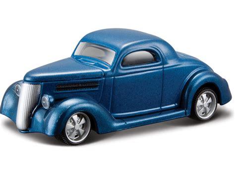 pvmodel cz bburago ford coupe 1936 1 64 modr 225 metal 237 za