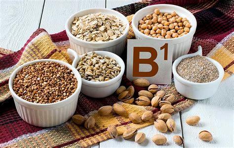 tiamina alimenti vitamina b1 tiamina propriet 224 e benefici della vitamina b1