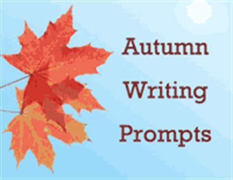 pattern based writing com autumn writing prompts essay ideas and fall writing