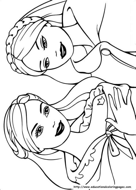 coloring pages of barbie and her friends 85 barbie coloring pages for girls barbie princess