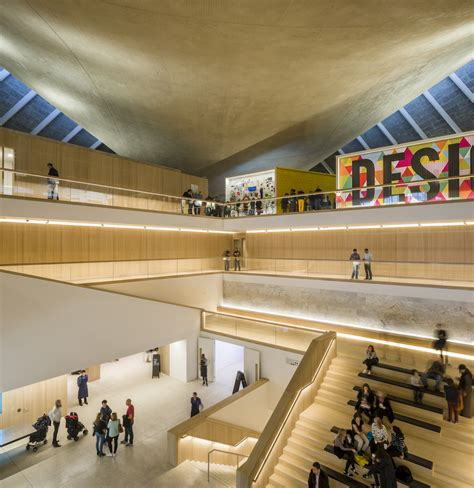 design museum london fee exclusive behind the scenes video tour of london s new