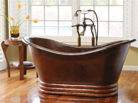 antique bathtub the art of refinishing bathroom fixtures hgtv