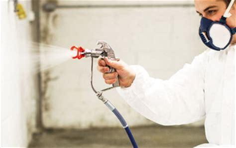 spray painter certification commercial paint sprayer spray booth suppliers