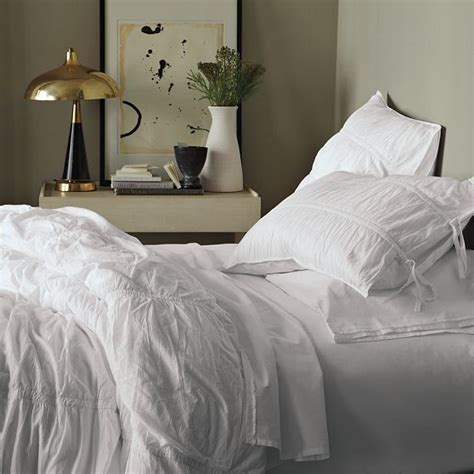 parachut bedding parachute duvet cover shams modern bedding by west elm