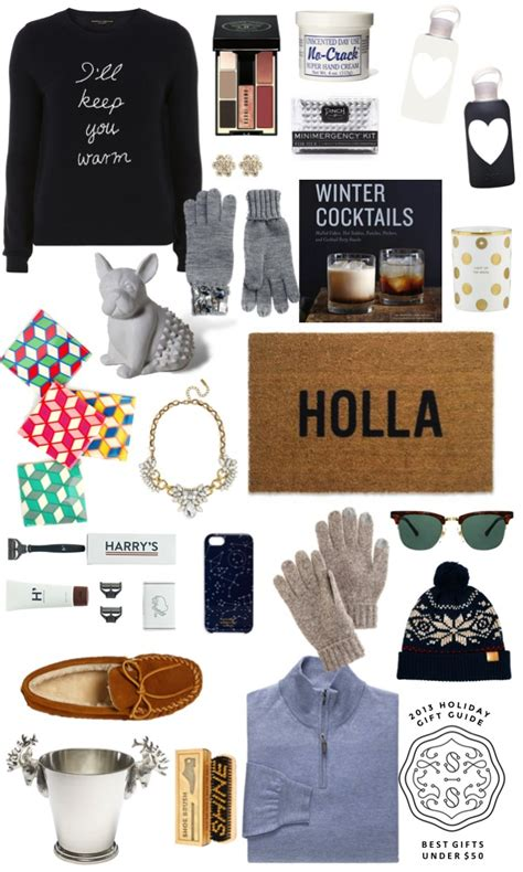holiday gift guide best gifts under 50 sequins stripes