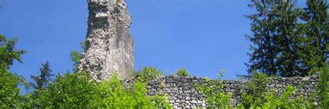 immobilien oberösterreich ruine wildenstein in bad ischl sehensw 252 rdigkeiten