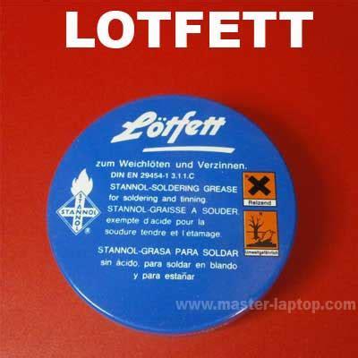 Lotfett Pasta Solder Minyak Solder 50ml lotfett solder pasta
