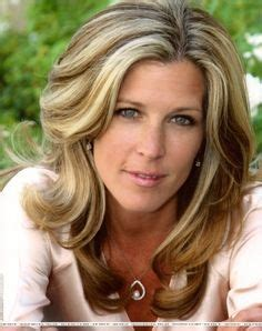 how to get laura wright s healthy hair hairstyles for women over 40 easy long hairstyles for