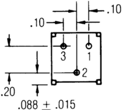3386 Series 3386p 3386p 1 102 Trimpot Variabel Resistor Presisi 102 1k 3386p 1 201 bourns 3386p1201 datasheet