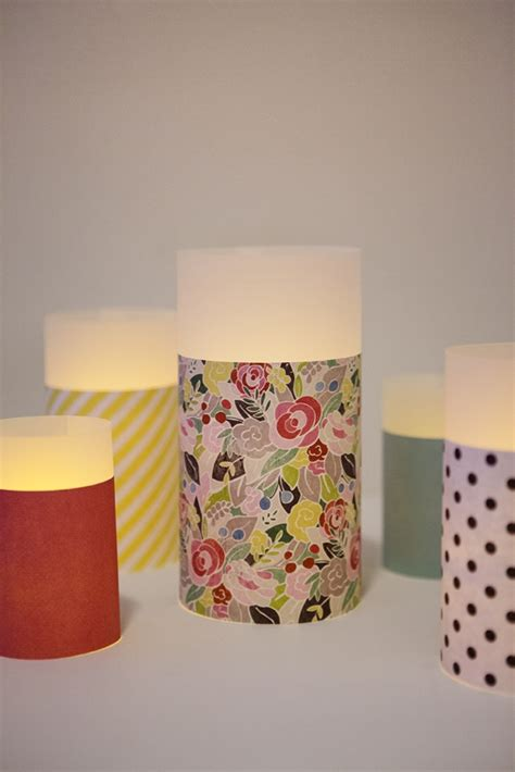 Easy Paper Lanterns To Make - learn how to make paper lanterns in different sizes