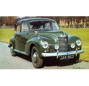 Jowett Javelin  Vehicle Summary Motorbase