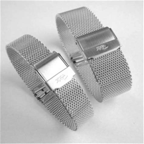 Grendelslot Stainless 4 High Quality high quality stainless steel mesh clasp bracelet