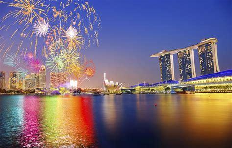 wallpaper  sky night  city lights holiday