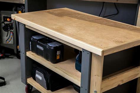 custom work benches custom workbench made by rockwelltools custom rockwell