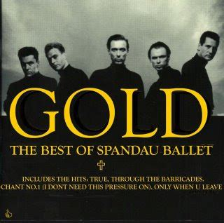 best of spandau ballet view topic rather predictable quot best of quot titles