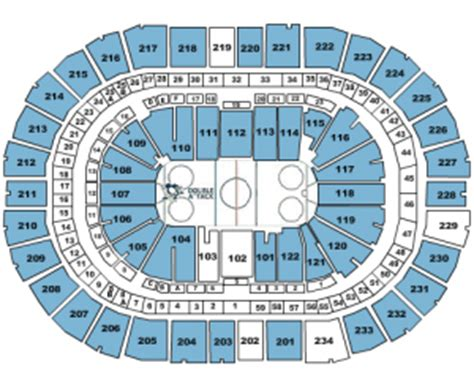 consol energy seating chart consol energy center tickets